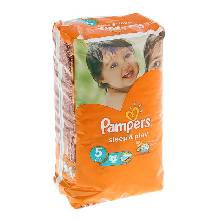 Подгузники Pampers Sleep&Play Junior 5 (11-18 кг) 11 шт