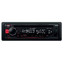 Автомагнитола CD Kenwood KDC-150RY 1DIN 4x50Вт