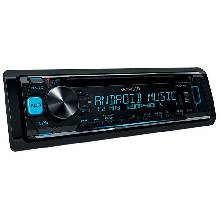 Автомагнитола CD Kenwood KDC-170Y 1DIN 4x50Вт