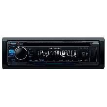 Автомагнитола CD Kenwood KDC-200UB 1DIN 4x50Вт