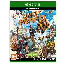 Игра для Xbox One Sunset Overdrive. Рус. версия (3QT-00028)