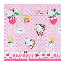 Скатерть 120*180 см Хэллоу-Китти / Hello Kitty Hearts