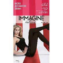 Колготки Immagine IMM-Micro Advance 3D 200 chocolat 4 опт