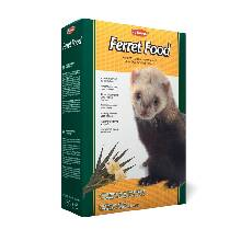 Корм Padovan FERRET FOOD комплексный/основной для хорьков  750г