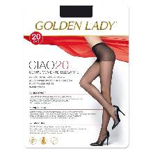 Колготки Golden Lady Ciao 20 (100/10) р. 3 melon
