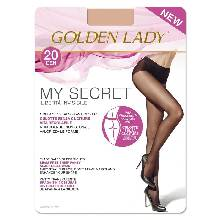 Колготки Golden Lady MY SECRET 20 (30/5) р. 2 nero