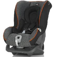 Детское автокресло Britax Römer First Class Plus Black Marble Highline