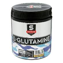 Глютамин SportLine L-Glutamine Powder цитрусовый микс 500 г