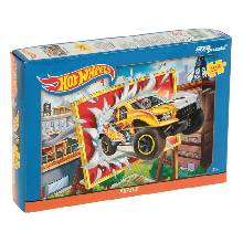 Пазлы Hot Wheels 104 эл.