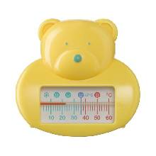 Термометр Happy baby для воды BATH TERMOMETER yellow
