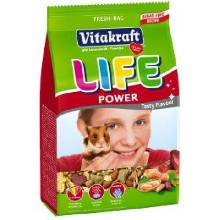 Корм VITAKRAFT LIFE POWER для хомяков 300 г