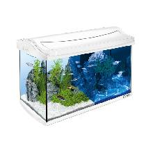 Аквариум Tetra AquaArt LED Tropical 60л белый 615х34х43см