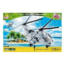 Конструктор Cobi Small Army 2365 Heavy Transport Helicopter