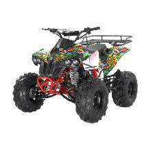 Квадроцикл бензиновый MOTAX ATV Raptor Super LUX 125 сс бомбер