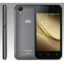 Сотовый телефон BQ S-4072 Strike Mini Dark Grey Brushed 2sim 40 800*480 1GB+8Gb 5Mp+2Mp   27254