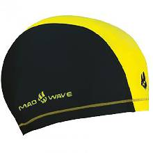 Шапочка для плавания DUOTONE Black/Yellow M0527 02 0 06W