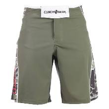 Шорты ММА Clinch Gear Signature Bengal Short- Rifle Green L