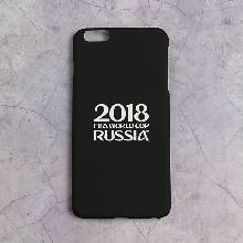Чехол 2018 FIFA WORLD CUP RUSSIA iPhone 6/6S Plus soft-touch